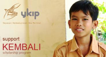 Bantu Siswa KEMBALI Bersekolah