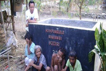 Pemberdayaan Kampung Idiot di Ponorogo