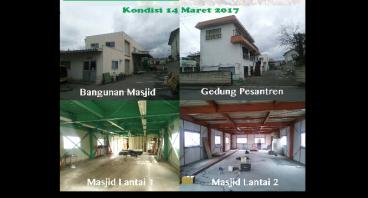 Dana Renovasi Masjid & Pesantren Al Ikhlas, Jepang