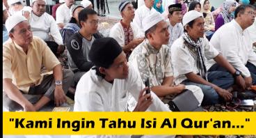 Bantu Kaum Tunarungu Memahami Islam & Al Qur'an