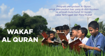 10.000 AlQur'an Untuk Indonesia