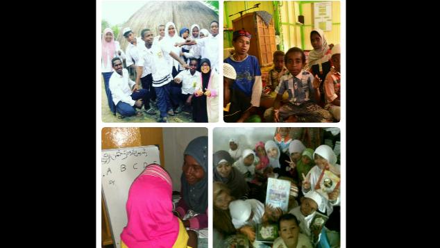 Rumah Baca Papua