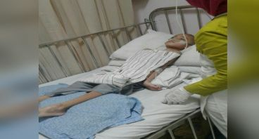 Bantu Azriel Operasi Meningitis Hidrosefalus