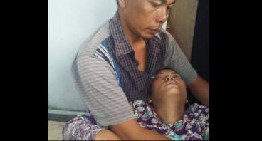 Bantu Pengobatan Kanngker yang di alamani Ibu Siti