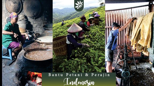 Bantu Petani & Pengrajin Organik Lokal