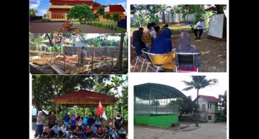 Pembangunan Pondok Pesantren AT-Taqwa, Depok
