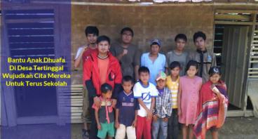 Donasi Pendidikan Yayasan Kampung Sarjana Taqwa
