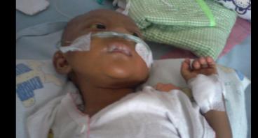 Bantu Luqman untuk Transplantasi Hati