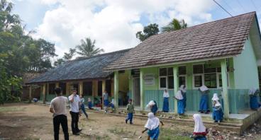 Ruang Kelas yang Lebih Baik untuk MI Muhammadiyah