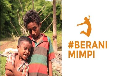 #BERANIMIMPI untuk Anak Papua