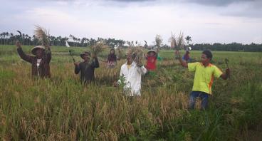 Bantu Petani di Jambi untuk Mandiri!