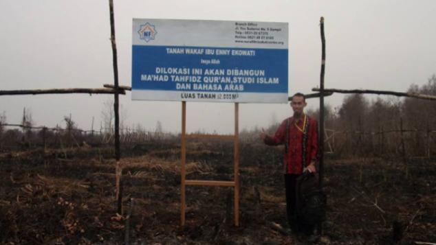 Pengembangan Ma'had Tahfidz Kalimantan Tengah