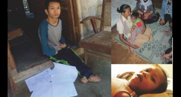 Berbagi untuk Anak-Anak Difabel Gunung Kidul