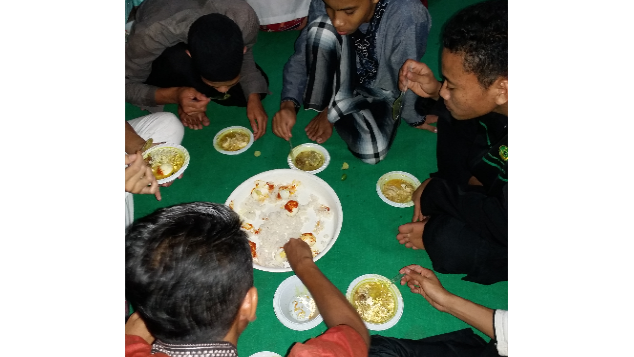 Ramadhan Peduli Santri Yatim & Dhuafa