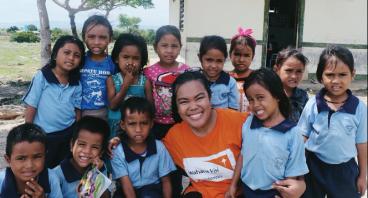 #BERANIMIMPI: 100 Buku Bacaan Untuk Anak Papua