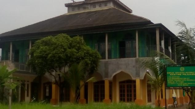 Rp. 20,000,- untuk Pembangunan Masjid Muhammadiyah