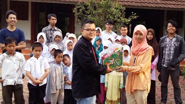 Santunan Anak Yatim Ramadhan Daerah Bogor Kab.
