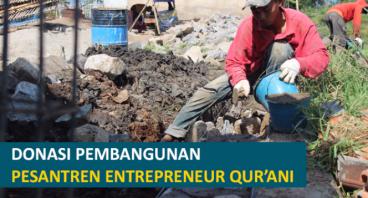 Wakaf Tanah & Pembangunan Pondok Tahfidz YASSIFA