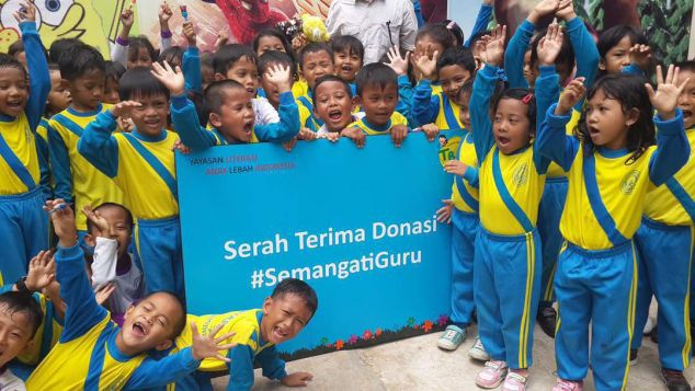 Program #SemangatiGuru