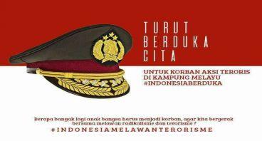 Terima kasih Polri Menjaga Indonesia