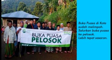 Buka Bersama Pelosok Bali Kurang Mampu Minoritas