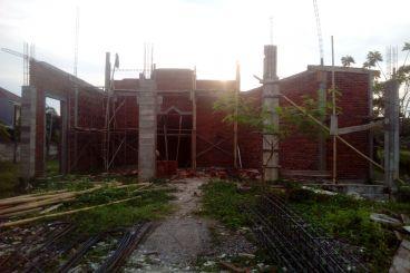 Bangun Masjid Gemah Ripah Kedungmundu Semarang