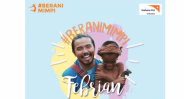 #BERANIMIMPI - Tidak Makan Nasi 30Hari