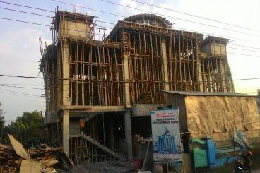 Pembangunan Pesantren Hafidz Yatim & Masjid
