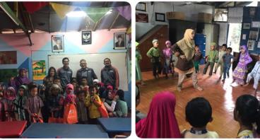 Bantuan Sekolah Alternatif untuk Anak Jalanan