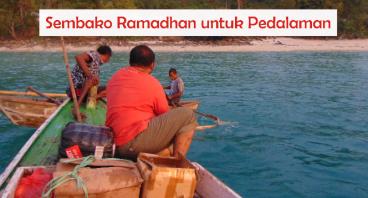 Sembako Ramadhan untuk pedalaman NTT & Papua
