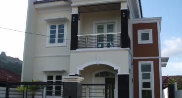 Pembangunan Asrama Mahasiswa Nias di Bandung