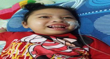 Bantu Syafa sembuh dari penyakit langka