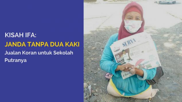 Support Ifa Janda Tangguh Bermental Baja