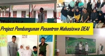 Project Pembangunan Pondok Pesantren Mahasiswa