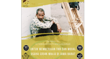 Modal Usaha + THR untuk Sosok Mulia se-Jawa Barat