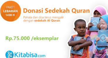 Sedekah Al Quran Nusantara