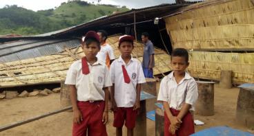 Yuk Dukung Pembangunan Sekolah di Titihena, NTT