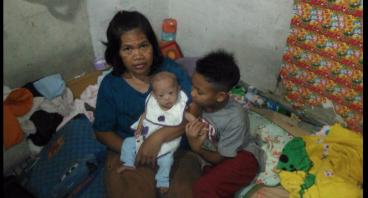 Bantu Aura Balita dgn Jantung Bocor & Down Syndrom