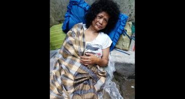 Bantu Ibu Euis, Janda Terlantar yang Stroke