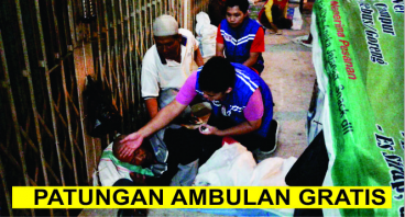 Beli Ambulan Gratis