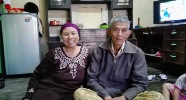 Bantu Keluarga Pak Idid Usaha Warung Lagi
