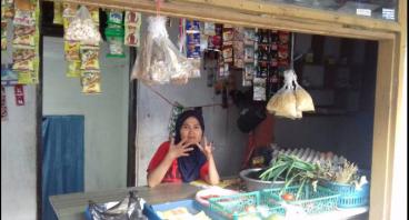 Bantu Ibu Yuyun Seorang Janda Tuna Rungu Wicara