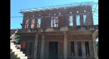 Pembangunan Masjid Syuhada