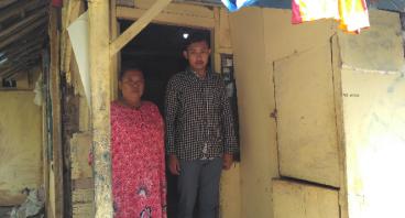 Bantu Deni Bersekolah Dan Minatnya Dalam Otomitif