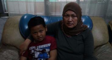 Bantu Ibu Eny Seorang Janda Dengan 2 Anak