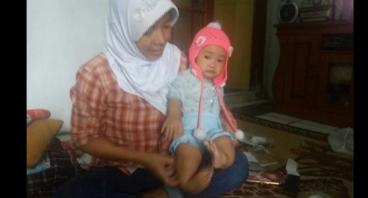 Bantu Pak Asep Sopandi untuk Biaya Operasi Anak