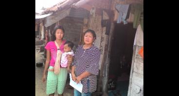 Bantu Ina Obati Anaknya Pengidap Infeksi Paru-Paru