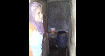 Bantu Ibu Miswati Renovasi Rumah