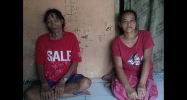 Bantu Bapak Sumadi, Tukang Angkut Sampah
