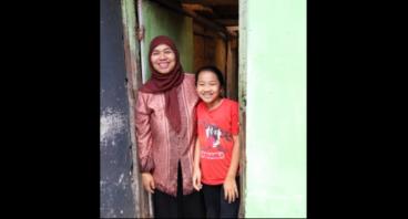 Bantu Bapak Udjang Melunasi Biaya Sekolah Anak